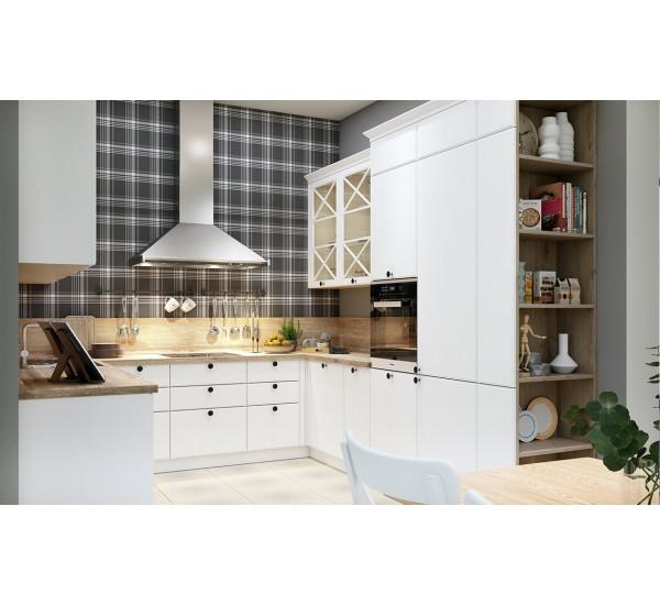 Прямая кухня Людмила