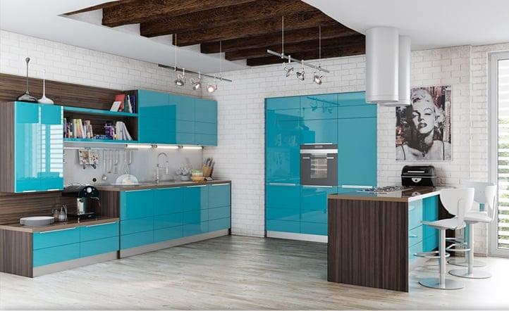 Кухня Делия Gamma (Мишель) 2
