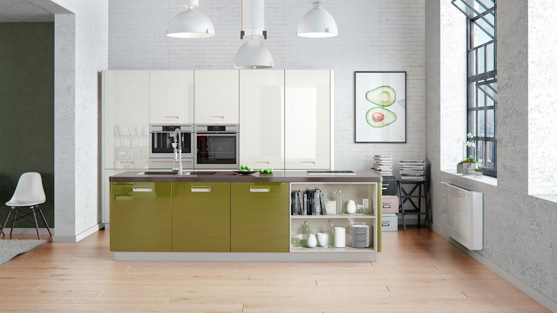 Кухня Делия Jezza (Ника) 2