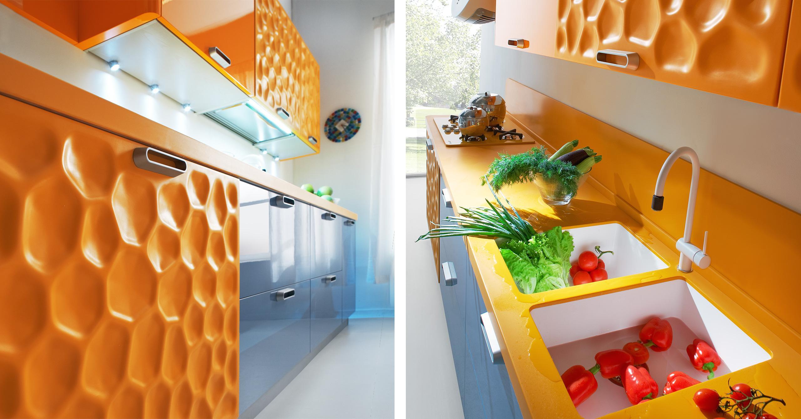 Кухня Дриада Rocka (Аэлита) 2