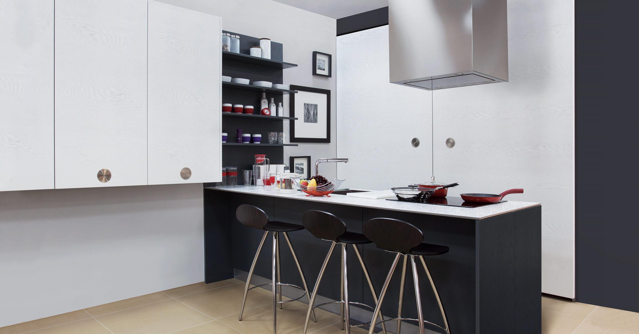 Кухня Дриада Chora (Лайма) 2