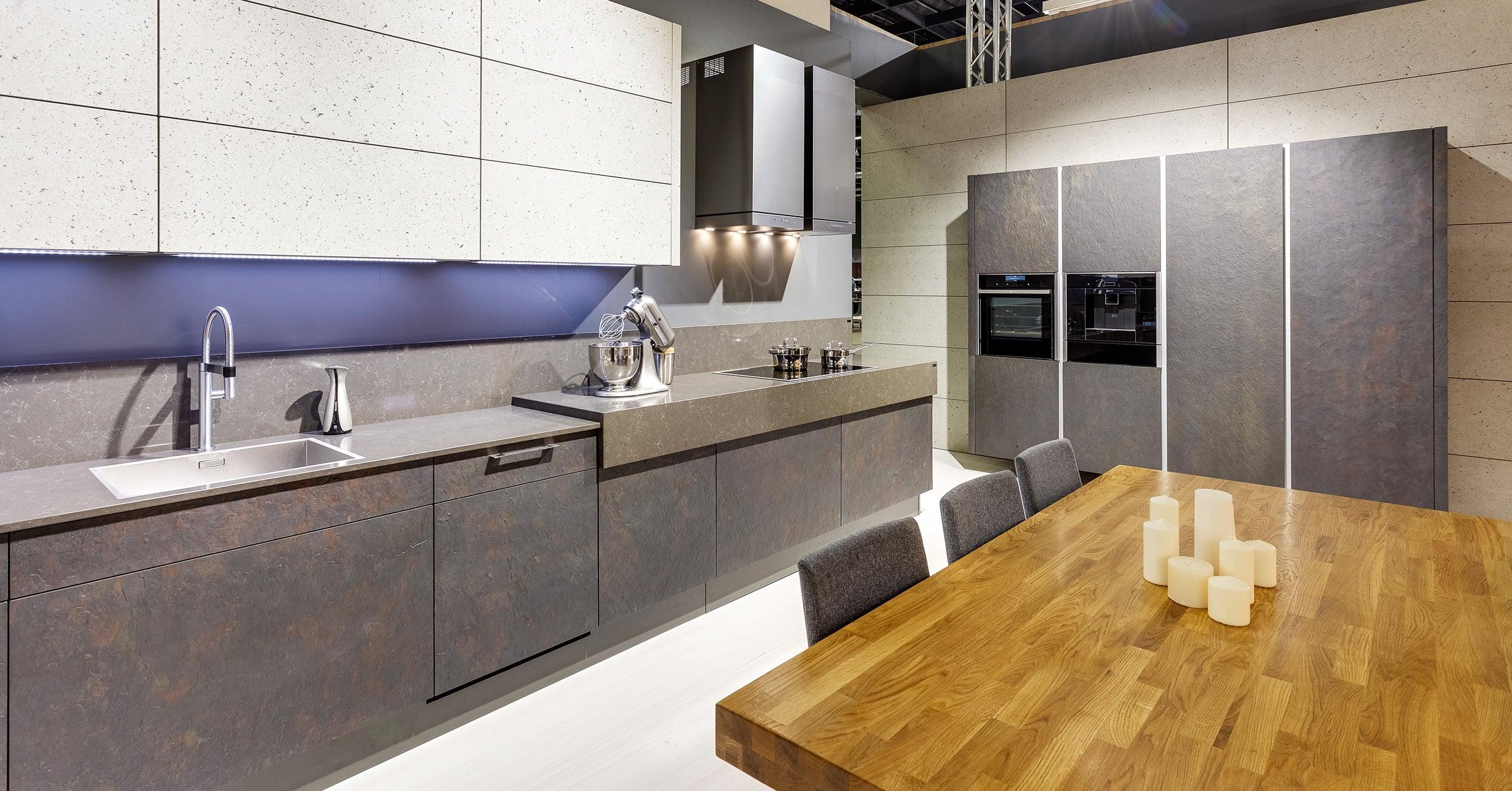 Кухня Петра
