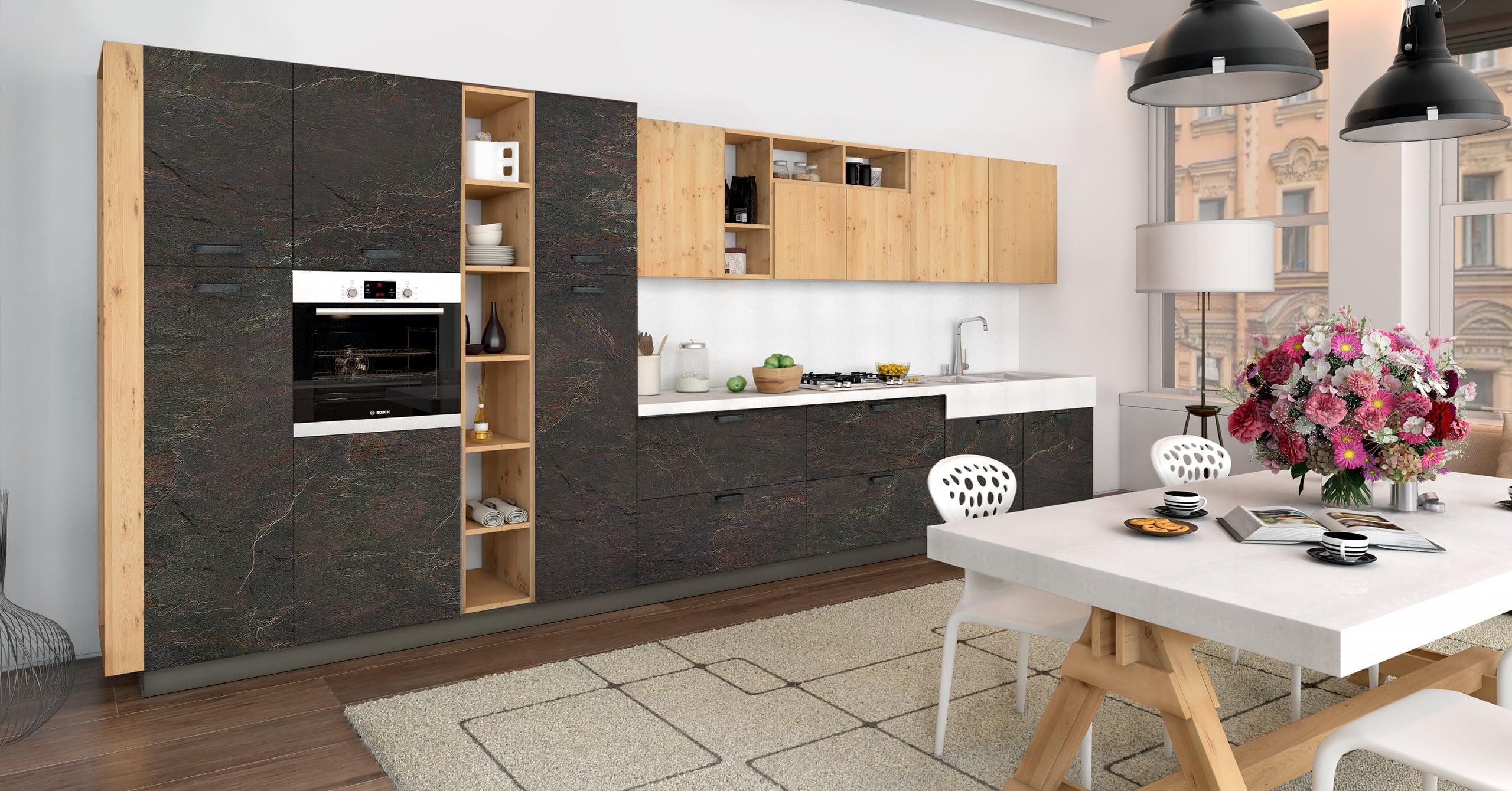 Кухня Pierra (Петра I / II)