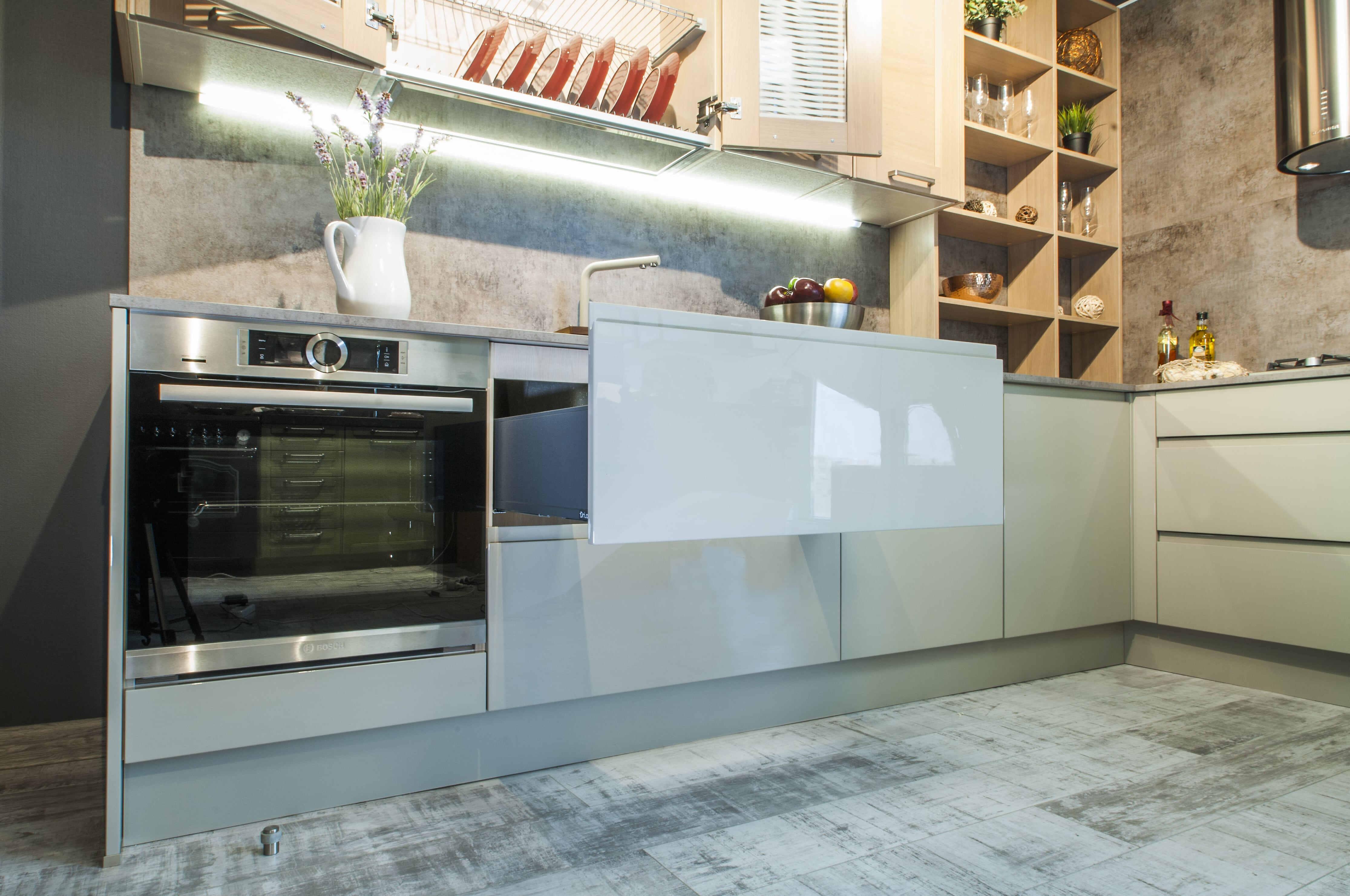 Духовой электрический шкаф-пароварка Bosch