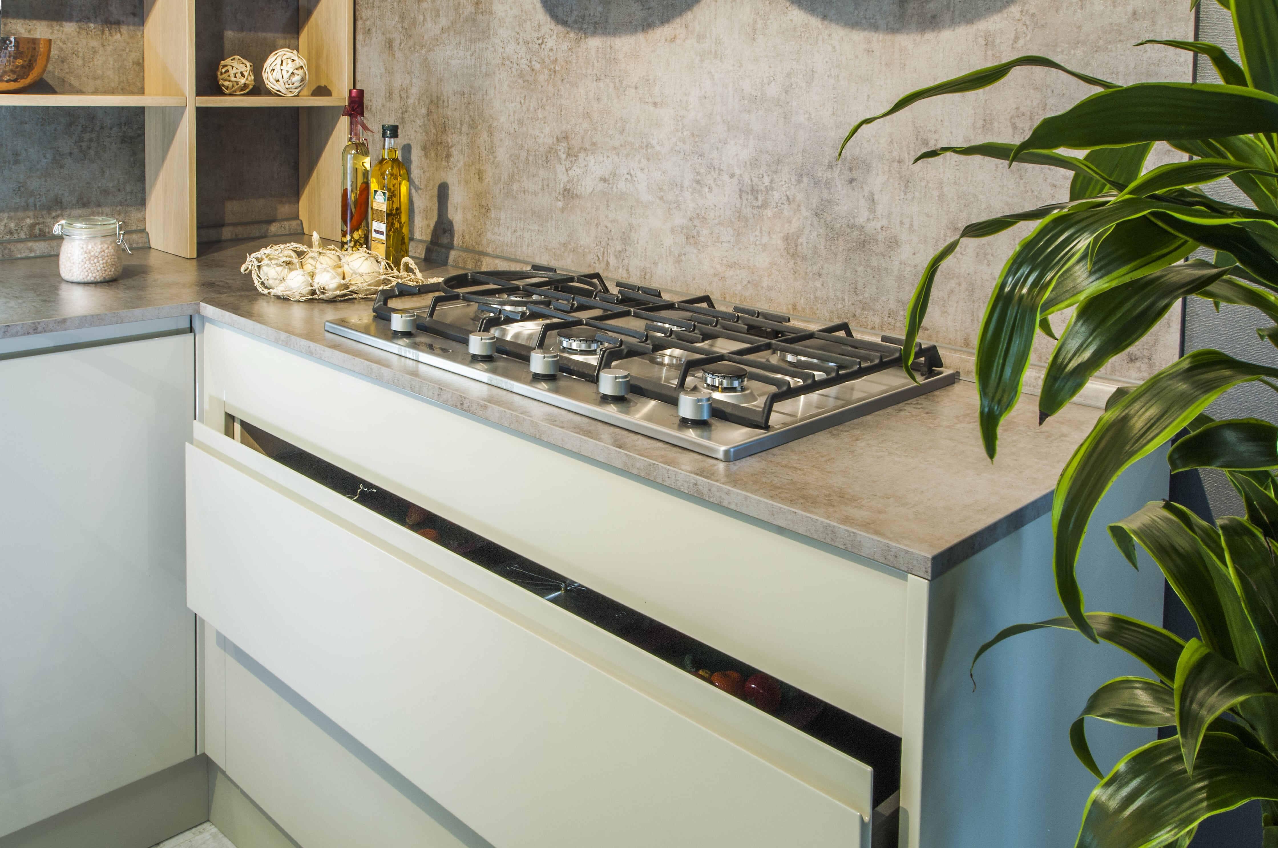 Кухня Дриада Scala (Эсмеральда) 2