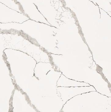 Столешница для кухни из кварцевого камня TechniStone CALACATTA SILVA