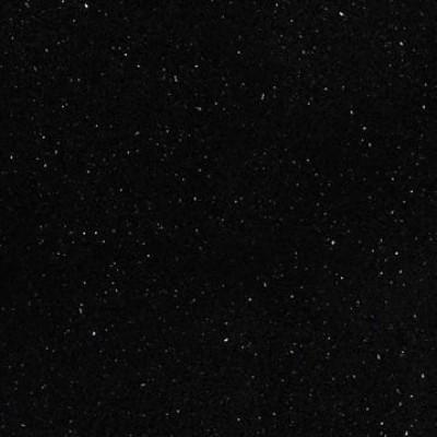 Столешница для кухни из кварцевого камня Technistone STARLIGHT BLACK