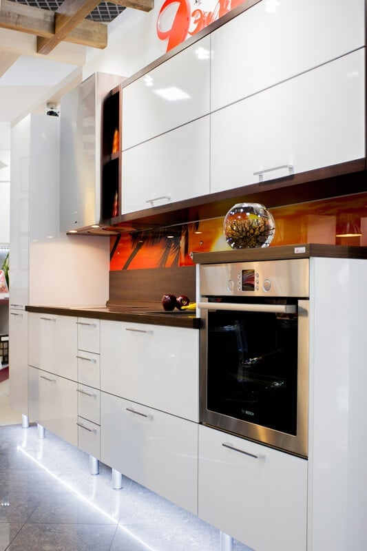 Прямая кухня Лори