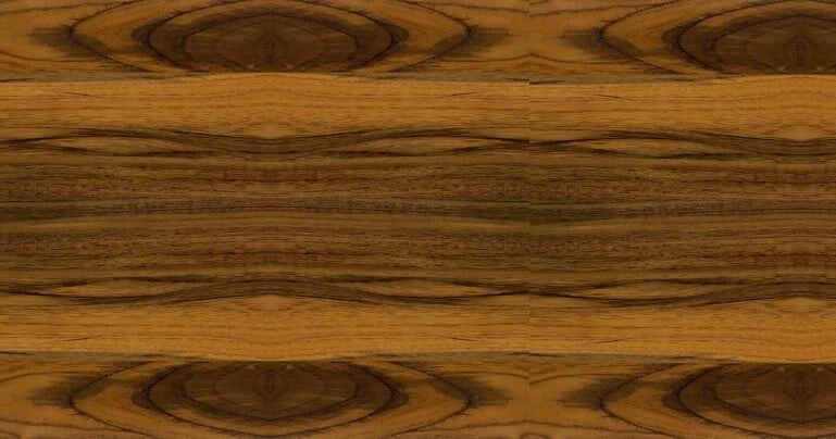 Столешница для кухни из массива дерева Тик