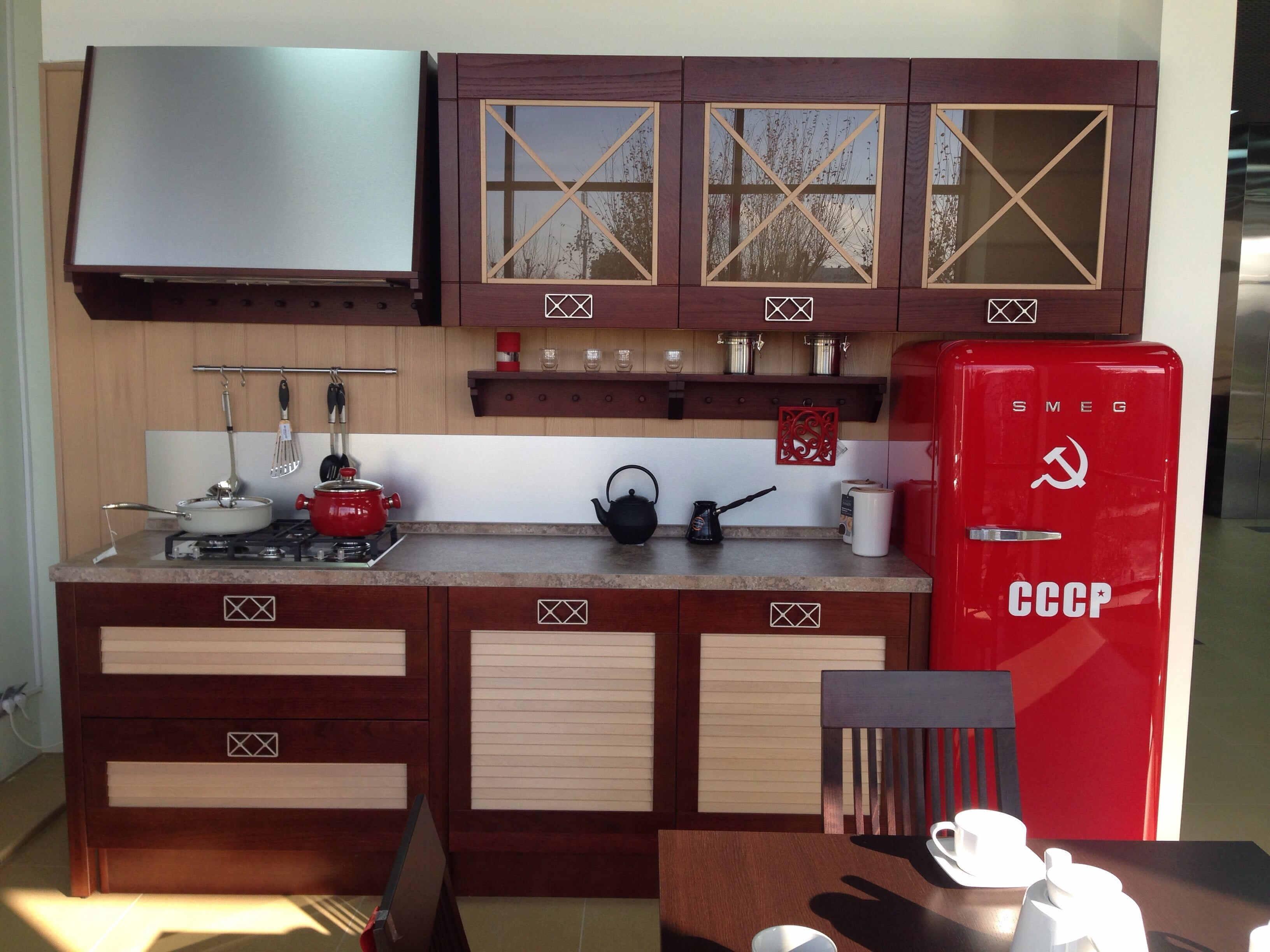 Прямая кухня  Сольвейг